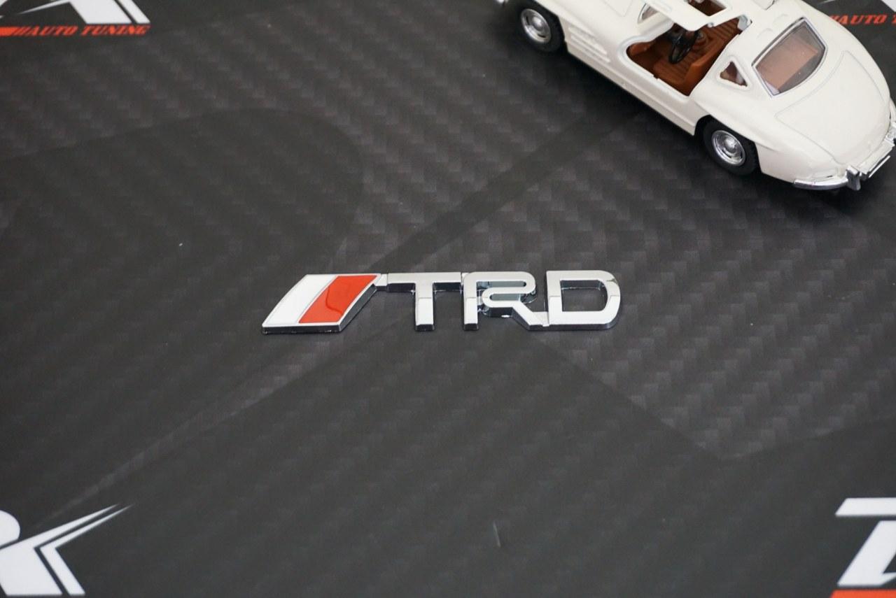 TOYOTA TRD ÇAMURLUK BAGAJ 3M LOGO 2Lİ SET | DK AUTO TUNING